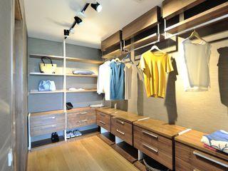 Voltaj Tasarım Modern Dressing Room