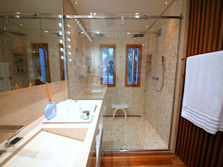 MeyerCortez arquitetura & design Modern style bathrooms