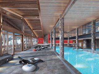 RESIDENCE DE TOURISME 4* A CHATEL (FRANCE) Pepindebanane Hôtels modernes