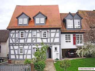 Architekturbüro Hans-Jürgen Lison Colonial style house