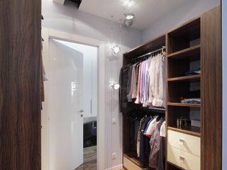 Галина Глебова Closets de estilo minimalista