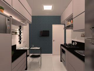 Konverto Interiores + Arquitetura Cocinas de estilo moderno