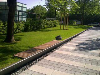 SUD[D]EN Gärten und Landschaften Modern Bahçe
