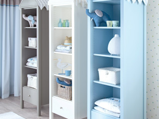 annette frank gmbh 嬰兒/兒童房衣櫥與衣櫃