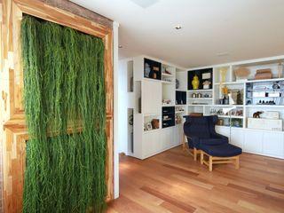 MeyerCortez arquitetura & design Modern living room