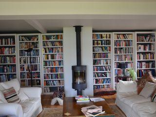 Staggered Bookcase Tim Jasper Living room