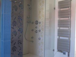 Atelier Słowiński Minimalist bathroom