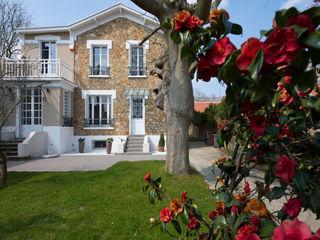 Hélène de Tassigny クラシカルな 庭