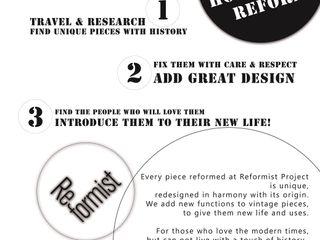 Reformist Project Reformist Project تصميم مساحات داخلية