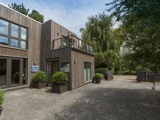 cordes architektur منزل خشبي