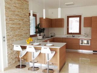 Lucia D'Amato Architect Modern kitchen