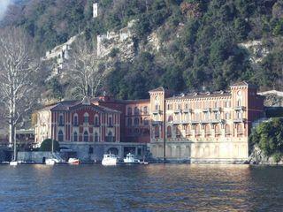 Grand Hotel Villa d'Este Archiluc's - Studio di Architettura Stefano Lucini Architetto Hotel in stile classico