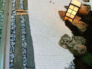 Jardines Japoneses -- Estudio de Paisajismo Zen garden