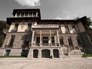 Castadiva Resort & Spa Archiluc's - Studio di Architettura Stefano Lucini Architetto Hotel in stile classico