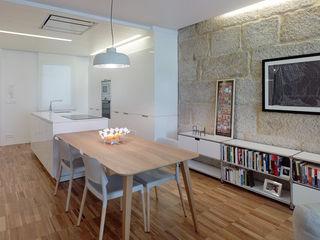 Castroferro Arquitectos Cucina moderna