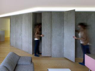 Castroferro Arquitectos Soggiorno moderno