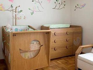 Estudio Amélia Tarozzo Dormitorios infantiles de estilo moderno