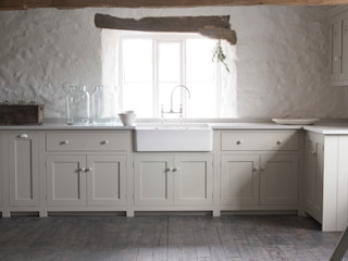 The Cotes Mill Shaker Kitchen deVOL Kitchens Кухня