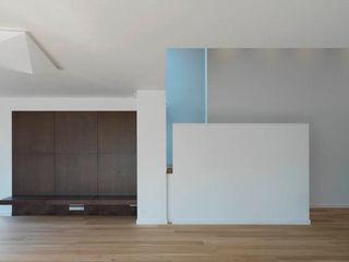 Jednacz Architekci Minimalist living room