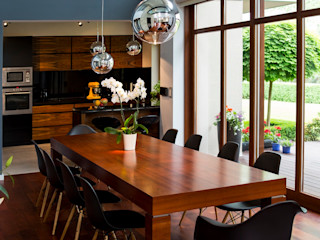 INSPACE Sala da pranzo moderna