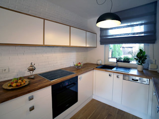 INSPACE Cucina in stile scandinavo