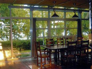INSPACE Sala da pranzo eclettica