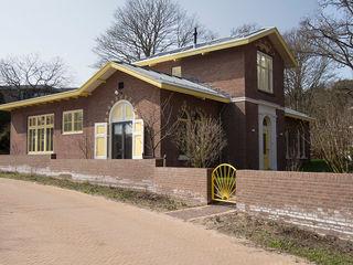 Architectenbureau Vroom Country style house