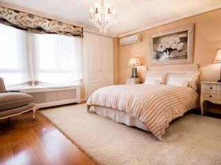 Clásico, el estilo que revaloriza. Apersonal Dormitorios de estilo clásico