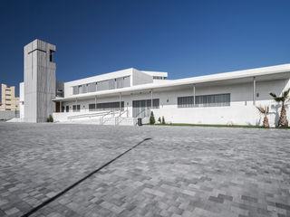 Real Monasterio de Santa Catalina de Siena Hernández Arquitectos Casas de estilo moderno