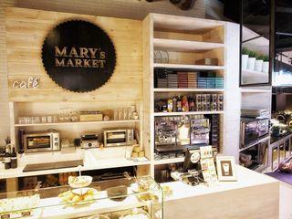 """""""Mary's Market"""" en el Centro Comercial Glòries de Barcelona Paletto's Furnature Oficinas y tiendas"""