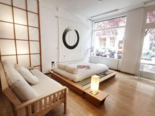 FUTONES , BASES TATAMI, CONVERTIBLES EBRA NATURAL- FUTONES DormitoriosAccesorios y decoración