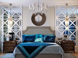 EJ Studio Scandinavian style bedroom