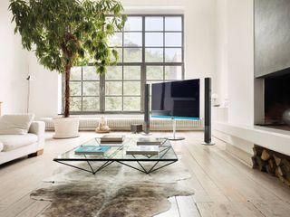 Loewe TV + Soundlösungen media & home :: hoffmann WohnzimmerTV- und Mediamöbel