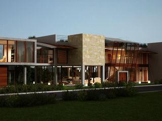 Cyprus House Latis Mimarlık ve İnşaat Moderne Häuser