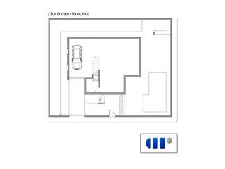 casa LÁZARO / MARCOS Alejandro Ramos Alvelo / arquitecto Casas de estilo moderno