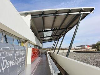 VG+VM Arquitectos Modern study/office