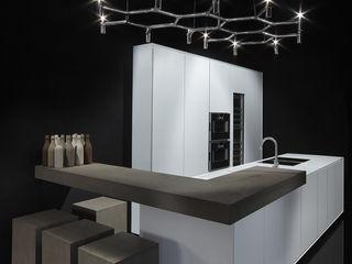 One, cucina in Corian Ri.fra mobili s.r.l. Cucina moderna