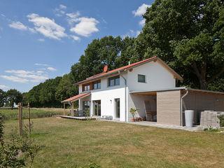Gondesen Architekt Garagens e arrecadações escandinavos