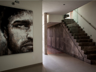 VL GRUPO VOLTA Pasillos, vestíbulos y escaleras modernos