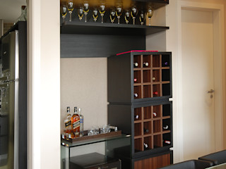 Neoarch Wine cellar
