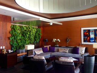 Jardín Vertical ENVERDE Paisajismo de interiores