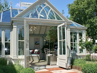 Hampton Conservatories & Orangeries Hampton Windows 溫室