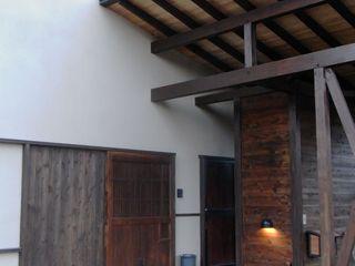 小淵沢の舎 有限会社中村建築事務所 オリジナルな 家