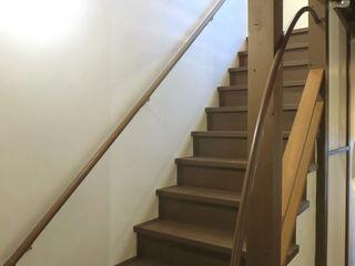 あお建築設計 Gang, hal & trappenhuisTrappen