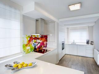 DK architektura wnętrz Dapur Modern