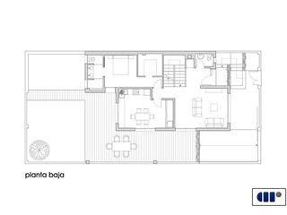 casa Mingorance/Roldán Alejandro Ramos Alvelo / arquitecto Casas de estilo moderno