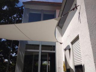 derraumhoch3 陽台、門廊與露臺 配件與裝飾品