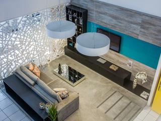 SHOWROOM - CRIARE Barbara Dundes   ARQ + DESIGN Lojas & Imóveis comerciais modernos