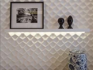 MONTPERLLIER Barbara Dundes   ARQ + DESIGN Paredes e pisos minimalistas