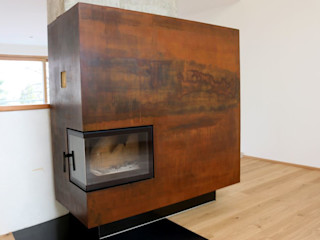 Braun - Indstrievertretung Rustic style living room